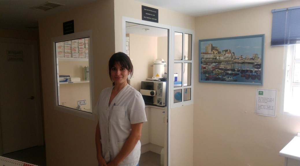 Auxiliar Clínica dental