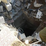 Israeli Paratrooper Forces uncover a tunnel network used by Hamas in Gaza during Operation Cast Lead. Photo: Wikimedia Commons.