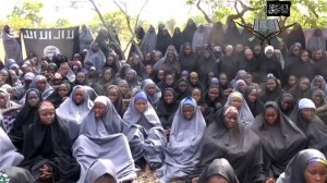 Photo of girls kidnapped by the evil Boko Haram