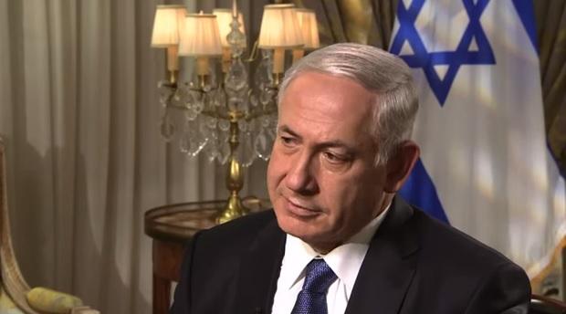 El primer ministro Netanyahu durante una entrevista con The Algemeiner.  Foto: Captura de pantalla.