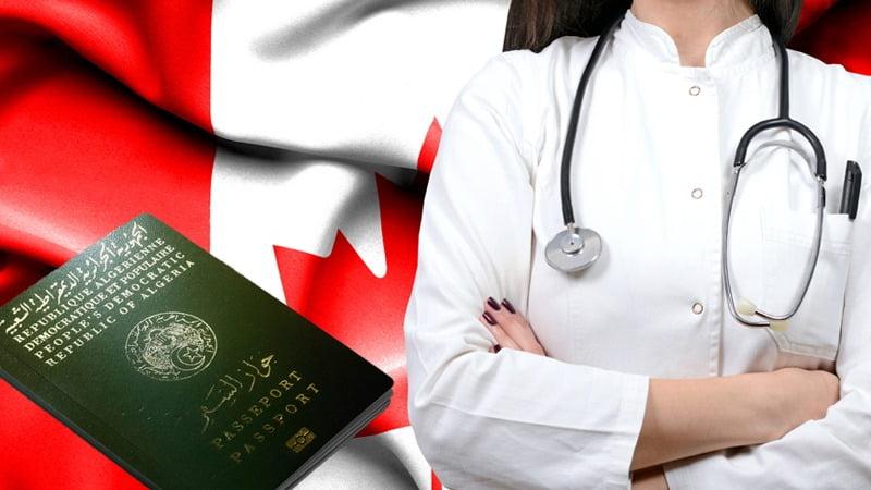 Le Canada recrute des travailleurs de la santé