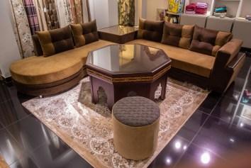 TABLE BASSE OCTOGONALE idéale pour salon