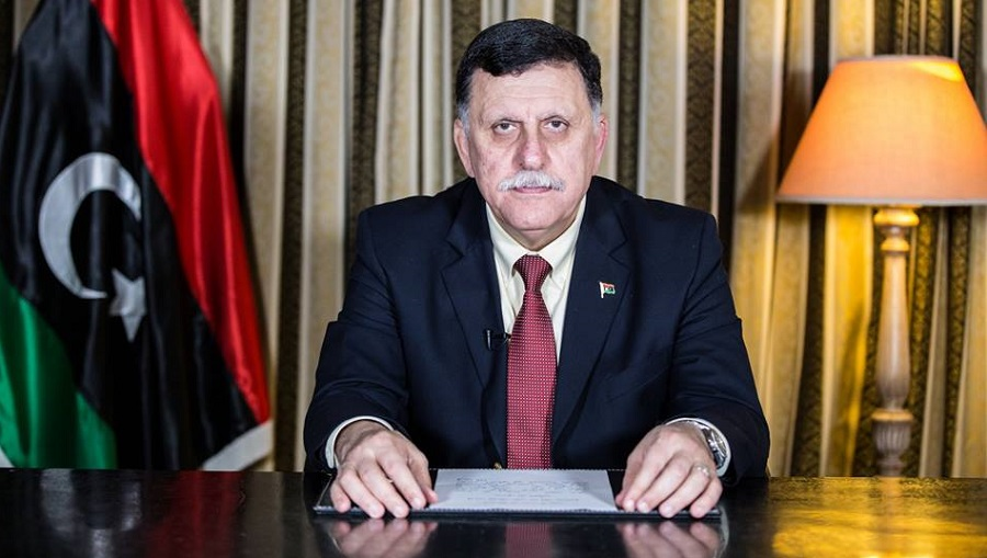 Image result for Fayaz al-sarraj""