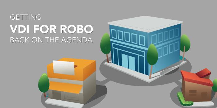 VDI for ROBO