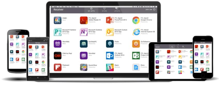 windows 10 migration plan - Citrix Workspace app