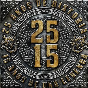SARATOGA: Presenta «25/15, El Documental», el DVD sobre su gira de aniversario