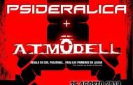 HASSWUT + PSIDERALICA + A.T. MÖDELL actuarán el 25 de agosto en Alicante