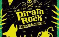 PIRATA ROCK 2019 presenta el primer avance de su cartel