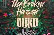 CRONICA THE BROKEN HORIZON – BUKO – SWIM TO DROWN EL 18 DE MAYO EN MADRID