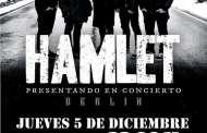 HAMLET estarán actuando el 5 de diciembre en Logroño