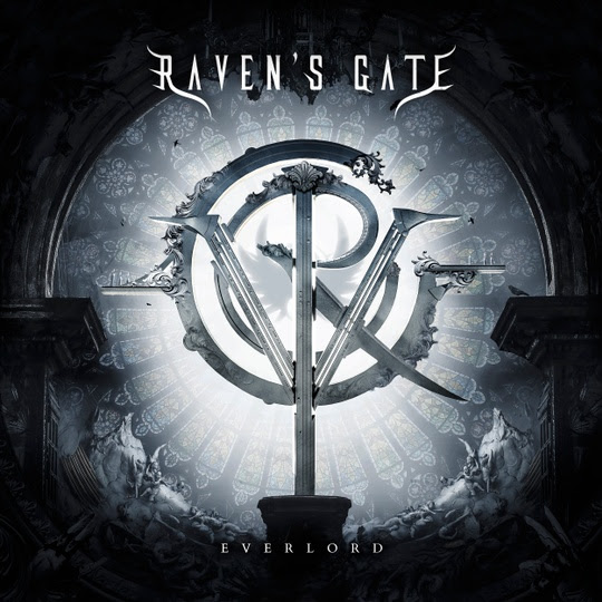 [Raven's Gate] nos desvela el título y la portada de su próximo trabajo: «Everlord»