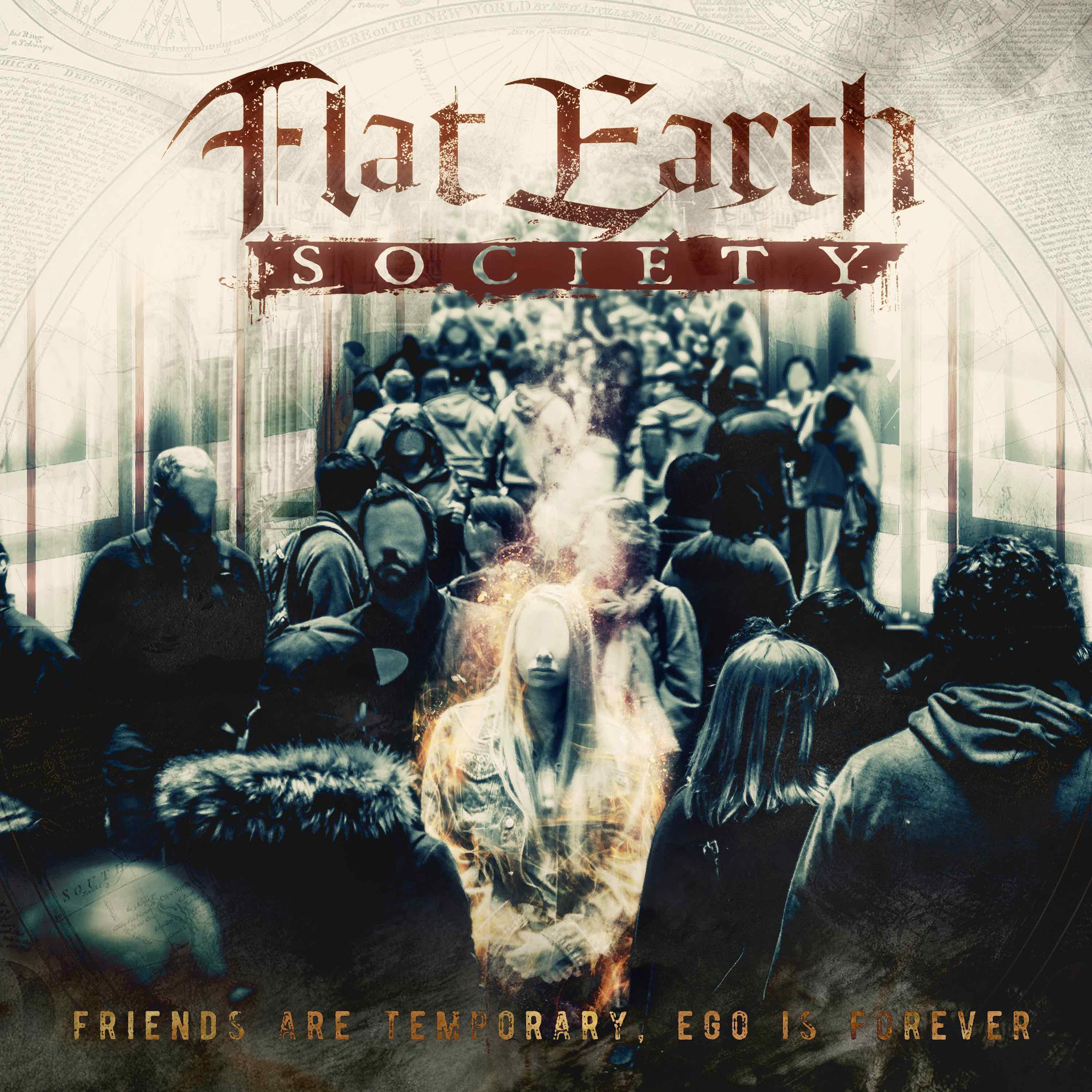[Entrevista] Flat Earth Society – Nuevo disco «Friends Are Temporary, Ego Is Forever»