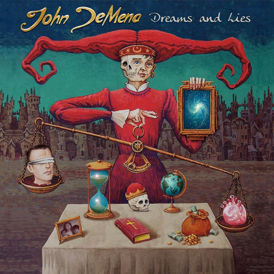 [Reseña] «Dreams and Lies» primer disco de John DeMena