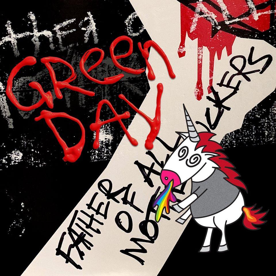 """[Reseña] """"Father Of All…"""" el nuevo disco de Green Day"""