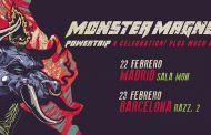 Monster Magnet + Capitán Booster el 22 de febrero en Madrid y el 23 en Barcelona