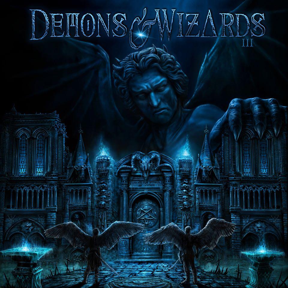 Demons & Wizards vuelven con su nuevo álbum «III» después de 15 años