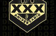 DEF CON DOS estarán celebrando su XXX aniversario el 14 de marzo en Madrid (Sala Mon)