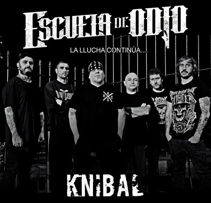 Escuela De Odio + Knibal el 29 de febrero Sevilla (Sala Hollander)