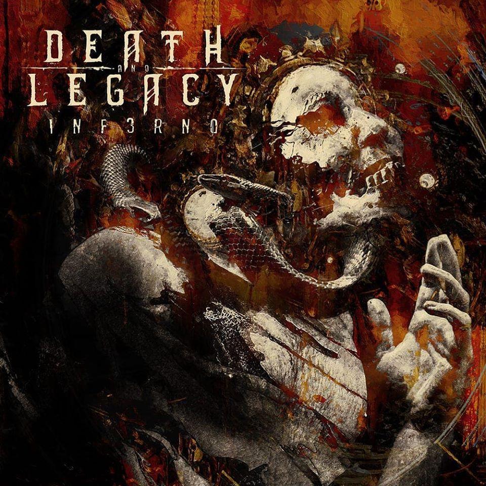 «INF3RNO», el tercer disco de estudio de la banda zamorana Death & Legacy