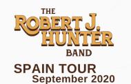 ROBERT J. HUNTER (UK) anuncia gira española en Septiembre