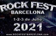 Rock Fest Barcelona 2021 continúa presentando grupos