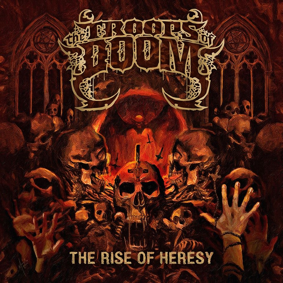 [Reseña] The Rise Of Heresy» EP de The Troops Of Doom