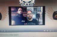Vídeo – Entrevista con Xabier Quijera, guitarra de CORROSIVE