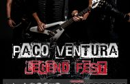 Crónica Paco Ventura Legend Fest – 1 de agosto Torreperogil (Jaén)