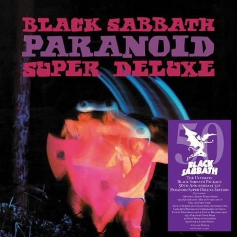 BLACK SABATH celebran el 50 Aniversario del disco que cambio el sonido en el Rock: 'PARANOID'