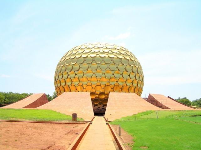 Auroville, el sueño