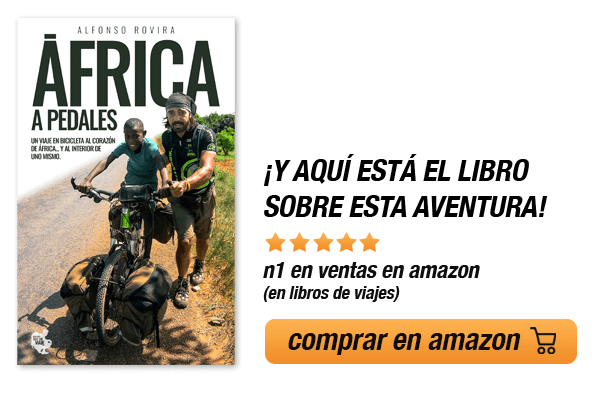 África a Pedales en Amazon