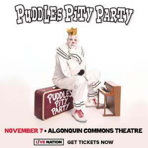 algonquin college students association puddles pity party
