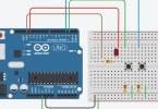 Arduino İki Butonla Led Programı