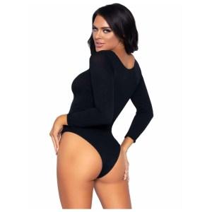 Flawless Opaque Long Sleeve Bodysuit