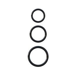 Fantasy C-Ringz Silicone 3- Cock Ring Stamina Set