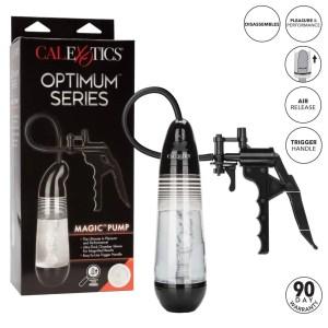 Optimum Series - Trigger Magic Penis Pump - by Calexotics