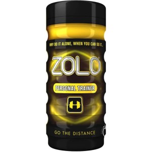 Zolo Personal Trainer Cup Textured Masturbator