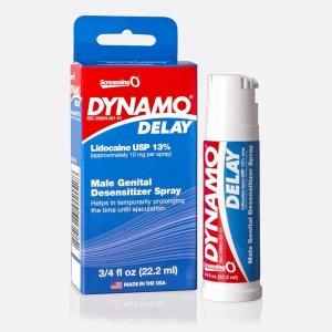 Dynamo Desensitizing Delay Spray