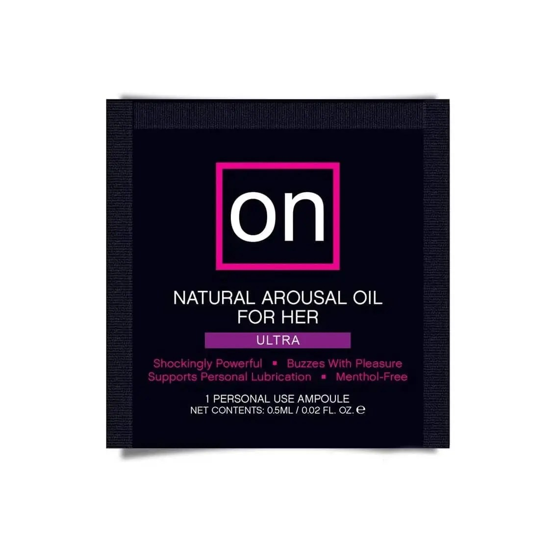 On Ultra – Natural Arousal Oil for Her