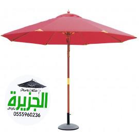 تركيب مظلات