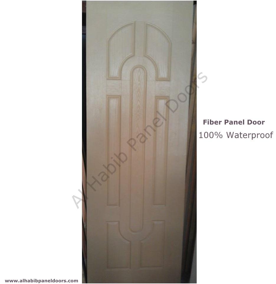 Fiber Sheet Door Hpd403 Fiber Panel Doors Al Habib