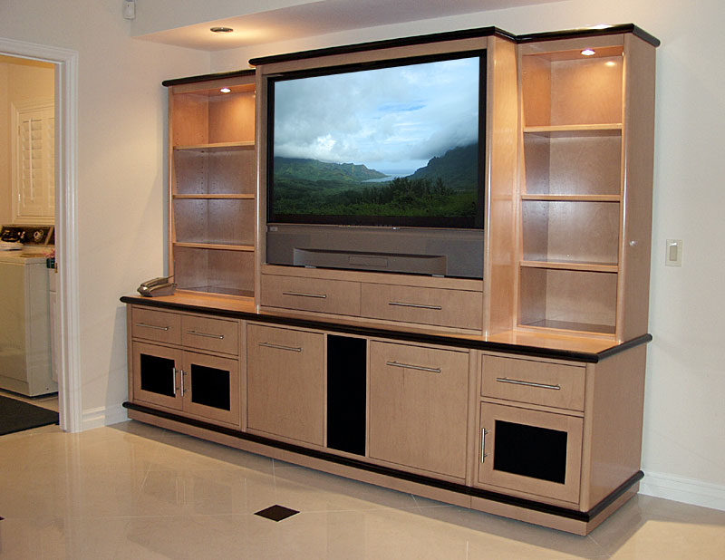 Lcd Unit Furniture Design
