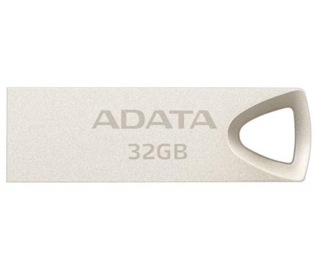 Picture Of Adata Uv210 32 Gb Waterproof Flash Drive Metal