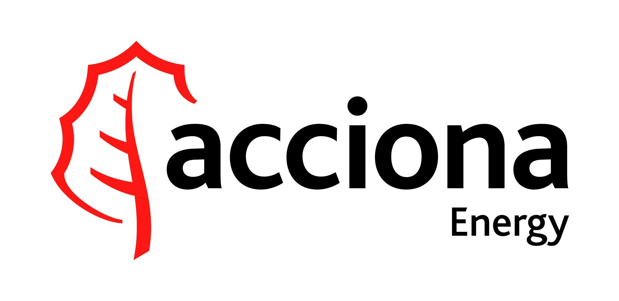 Resultado de imagen para logo de Acciona