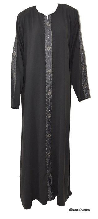 Nahlah Abaya - Pull Over Style ab673