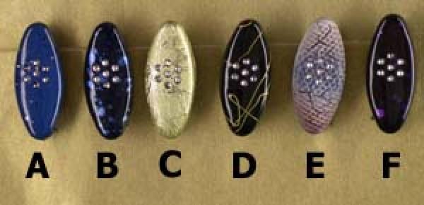 Colored  Hijab Pins - Singles   ac133