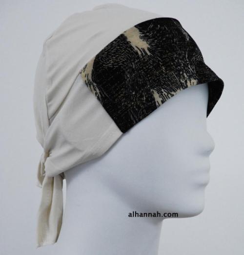 Al Amirah style Printed underscarf  ac270