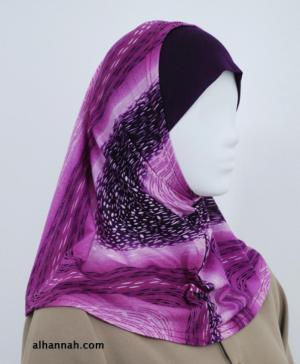Chicas Al Amirah Hijab ch478