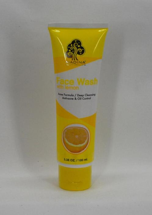 Halal Lemon Face Wash gi570
