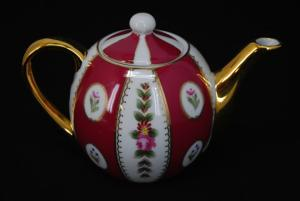 Decorative China Teapot gi582